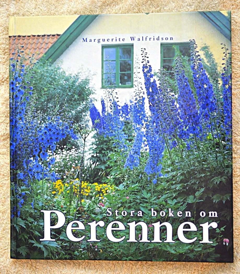 stora boken om perenner