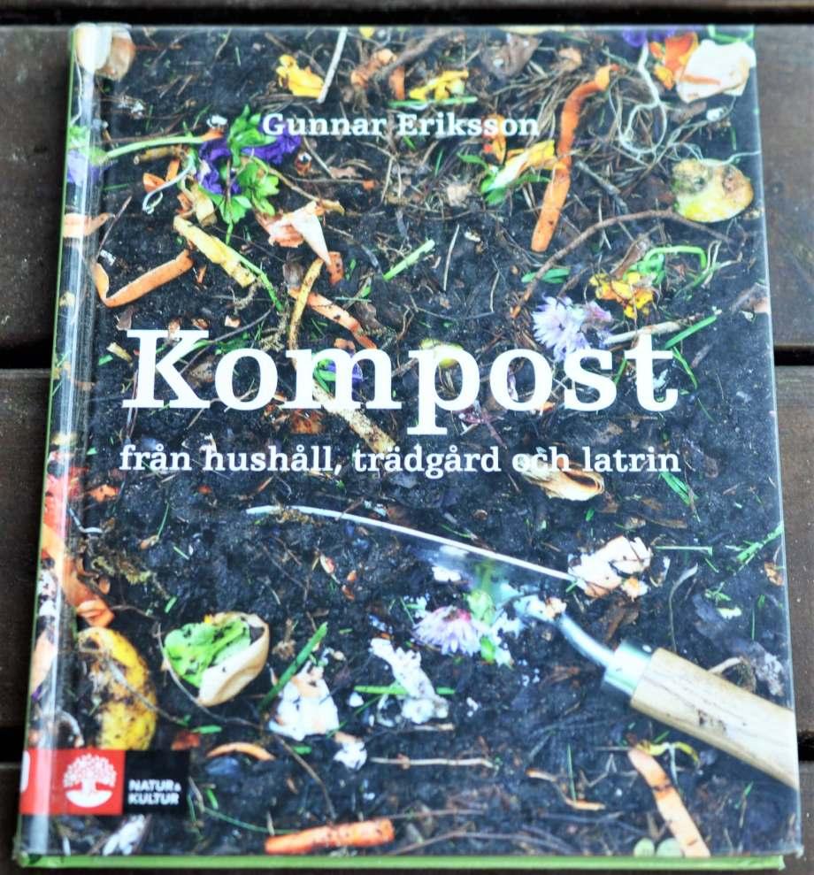 Boken Kompost av författaren Gunnar Eriksson